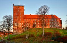 Koldinghus, tidligere kongeligt slot i Kolding