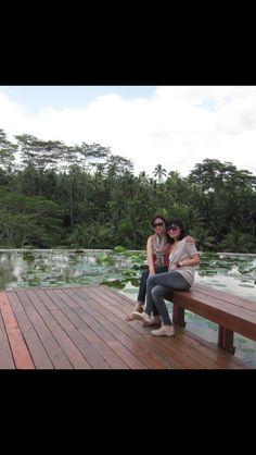 at ALiLa Ubud with Ola