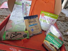 """""""Bulu Box is a box subscription that brings samples of healthy snacks, foods, vitamins and products to your door!  It's a great way to try a new product before buying it.  I'm always impressed with my box and usually end up buying at least one full size product from Bulu Box."""""""
