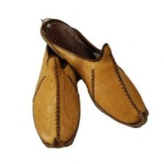 Turkish Yemeni Organic Hand Made Genuine Leather Shoes by Turksh, $50.00