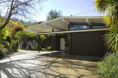 Mid Century Modern Homes | Open House: TWO Mid-Century Modern Eichler Homes in Marin County CA