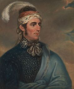 The Mohawk Major John Norton (Teyoninhokovrawen) played a prominent role in the War of 1812, leading Iroquois (Haudenosaunee) warriors from Grand River into battle against American invaders at Queenston Heights, Stoney Creek, and Chippawa.
