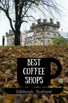 The Best Coffee Shops in Edinburgh (With WiFi) A great list of some of Edinburgh's best coffee shops, all of which have great coffee and that all important WiFi connection. Scotland Vacation, Scotland Travel, Ireland Travel, Scotland Trip, Places To Travel, Places To See, Travel Destinations, Best Coffee Shop, Coffee Shops