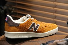 La New Balance Chicken Foot IPA CT300 du Pack Real Ale made in UK #sneakers #baskets #sneakersaddict