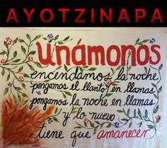 09 abril: Operativo policiaco-militar intercepta y encañona a estudiantes normalistas de Ayotzinapa