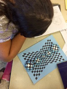 Stonewall Jackson Middle School Art Department: Paper weaving combined with Opti… – Ana Developmentx Art Club Projects, Middle School Art Projects, Cool Art Projects, Art School, Op Art Lessons, Art Lessons Elementary, Art Deco Borders, 7th Grade Art, Arts And Crafts For Teens