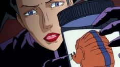 Set in a dark anarchic future, Aeon Flux is the story of a mysterious assassin whose flexible spider-like limbs help her undertake dangerous missions in a neighboring police state. Aeon Flux, Cool Animations, Assassin, Mtv, Mysterious, Spider, Police, Mystery, Disney Characters