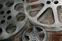 DIY? Film reels...