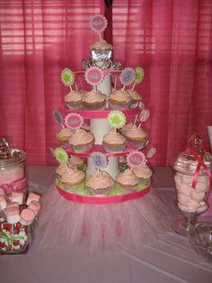 Tulle [Cupcake+Tower.JPG] skirt