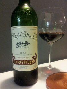 Rioja Alta 1995 Gran Reserva 890