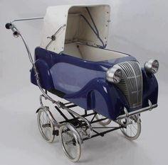 Antigos e Esquisitos by Daniel Alho / Carrinho de bebê