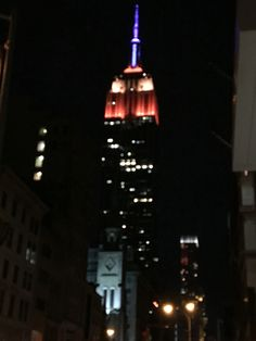 Empire State on HALLOWEEN