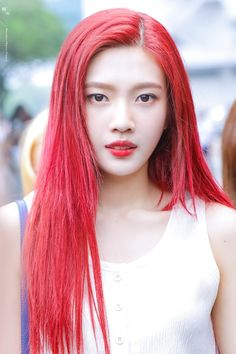 박수영 ( 조이 ) Joy Park Soo Young  레드벨벳 Red Velvet   : The Red Summer