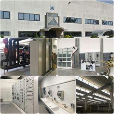 Valmex S.p.a. - Realizzazione impianti su nuovo stabilimento di 7000mq.
