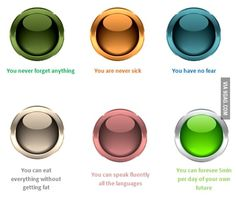 Which button would you like to press ?
