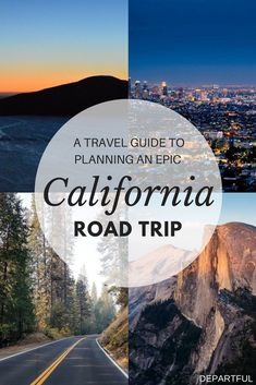 A California road trip is a once in a lifetime experience. From world class cities like Los Angeles and San Francisco and wine regions like Napa and Paso Robles to epic natural parks and miles of beaches, a California road trip should be your next travel