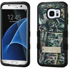 MYBAT TUFF M-Stand Galaxy S7 Edge Case - RealTree Cedar Tree