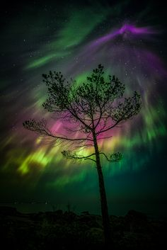 Amazing Night In Emäsalo Finland by Jari Johnsson on 500px