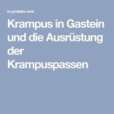 Krampus in Gastein und die Ausrüstung der Krampuspassen News, Video Production