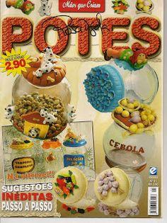 Revistas de Manualidades Para Descargar: Porcelana Fria