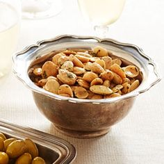 Thyme Roasted Marcona Almonds Recipe - Good Housekeeping