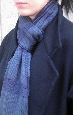 BBC Sherlock Holmes Inspired Hand Knitted Scarf by SciFiKnits  #sherlock #sherlockbbc #bbcsherlock