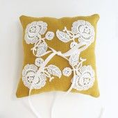 Chaumont Ring Pillow