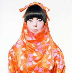 """In the 1960s and '70s, the fashion designer Rudi Gernreich, his model and muse Peggy Moffitt, and Moffitt's husband, the renowned photographer William Claxton, were a dynamic and inseparable trio. """"Rather like the characters in the film 'Jules et Jim,'"""" Moffitt recalled recently. Gernreich designed bold, and often daring, clothing that has come to epitomize the swinging '60s. Moffitt inspired him and became the face, body (and hairdo) that we identify with his work."""