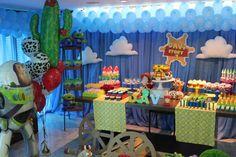 Meu Dia D - 3 anos Davi - Toy Story (2)