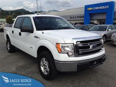 2013 Ford F-150 4WD 3.5L Ecoboost V6 Auto for sale at Eagle Ridge GM in Coquitlam, near Vancouver! http://eagleridgegm.com http:/facebook.com/eagleridgegm http://twitter.com/eagleridgegm