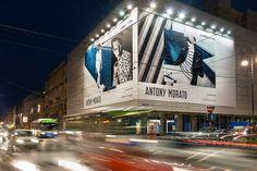 Antony Morato - Torino - Via Cernaia  #antonymorato #abbigliamento #uomo #abbigliamentouomo #moda #fashion #torino #italia #adv www.upgrademedia.it
