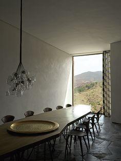 Maison au Maroc, architectes Studio KO © Philippe Garcia (AD n°120, novembre 2013)