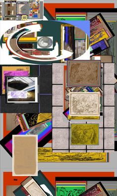 Spectrum Archive Drawings are a scroll space environment Spectrum, Cyber, Sculpting, Archive, Environment, Space, Drawings, Floor Space, Sculpture