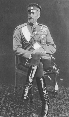 Grand Duke Nicholas Nikolaevich of Russia, the younger