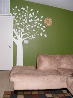 tree mural | Creating Your Own Tree Mural