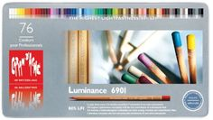 Luminance 6901 Color Pencil Set Of 76 Caran d'Ache http://www.amazon.com/dp/B001SN8JPQ/ref=cm_sw_r_pi_dp_30Z1ub18N6S37