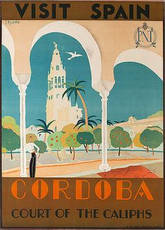 Cordoba, once the capital of Moorish Spain... worth a visit!  http://www.costatropicalevents.com/en/costa-tropical-events/andalusia/cities/cordoba.html