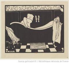 Vallotton, Le bain, 1894