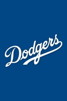 Dodgers iPhone Wallpaper