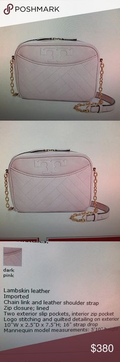 df137599298d Gorgeous Tory Burch camera bag Gorgeous bag beautiful color brand new and  comes with dust bags