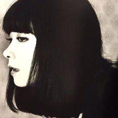 Yamaguchi Sayoko 山口 小夜子 (1949-2007) - Japan - 1970s