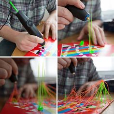 NotCot.org share their hands on experience and creations #3Doodler #WhatWillYouCreate