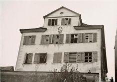 Photobibliothek.ch - Bombardierung der Brücke Diessenhofen 1944 Notre Dame, Building, Travel, Simple Machines, Viajes, Buildings, Destinations, Traveling, Trips