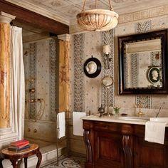 Dorianna and Lorenzo Bucciol : Studio Peregalli Renovates Villa Bucciol near Venice, Italy : Architectural Digest