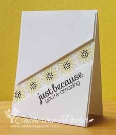 KISS Card – FIVE ways!  and Cards For Him Blog Hop Winners!