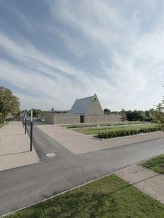 Bayer Strobel ingelheim funeral chapel bayer strobel architekten funeral