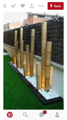 View a variety of garden lighting ideas along with products to get the look. outdoor lighting ideas, backyard lighting ideas, frontyard lighting ideas, diy lighting ideas, best for your garden and home Backyard Lighting, Outdoor Lighting, Pathway Lighting, Funky Lighting, Garden Lighting Ideas, House Lighting, Tree Lighting, Exterior Lighting, White Pebbles