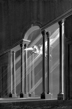 Disney concept art - Hercules