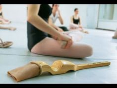 Ballet Foot Stretch-THE ORIGINAL - YouTube