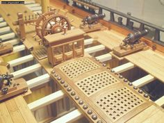Model Ship Building, Boat Building, Wooden Model Boats, Fiat 124 Spider, Old Sailing Ships, Hms Victory, Wooden Ship, Model Ships, Model Photos